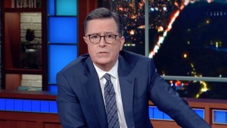 Stephen Colbert Shared The 'Strange Connection' He Feels To The Helicopter Crash That Killed Kobe Bryant