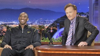 Conan O'Brien Takes A Moment To Remember Why Kobe Bryant Was Such A 'Terrific Guest'
