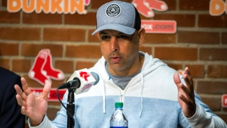 The Red Sox And Manager Alex Cora Agreed To Mutually Part Ways After MLB's Investigation Into The Astros