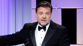 Russell Crowe's Message About Australia's Bushfires Is Overshadowing The Other Golden Globes Speeches