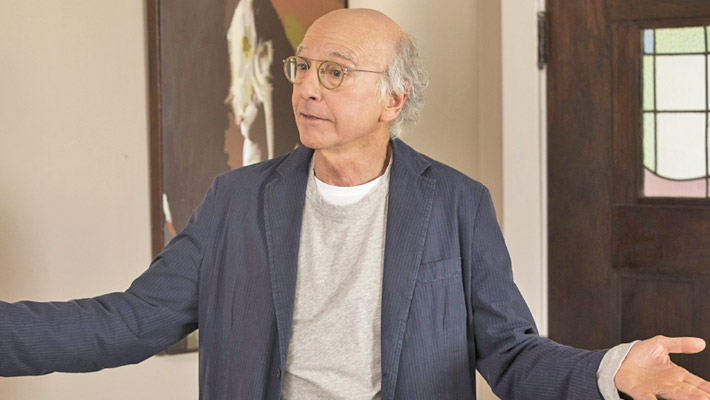 'Curb Your Enthusiasm' Is In The Midst Of Its Best Season In Years