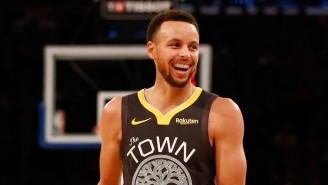Steph Curry 'Wanted To Go To New York' In The Draft Before The Warriors Took Him