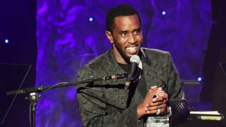 Diddy And Joey Badass Celebrate Their First-Ever Oscar Nominations