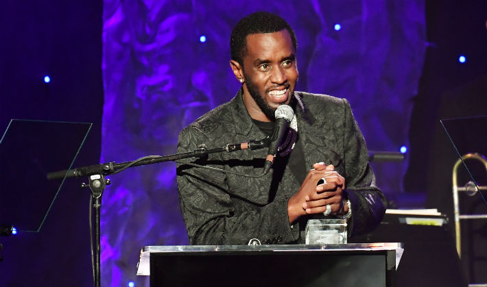 Diddy Claimed The Grammys 'Have Never Respected' Music Made By Black Artists