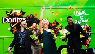 Uproxx Teamed Up With Doritos To Bring Flamin' Hot Limon To The Streets Of L.A.