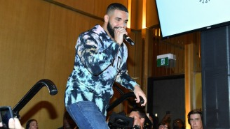 Drake Shares The Perfect Reaction To Tying The 'Glee' Cast's 'Billboard' Record
