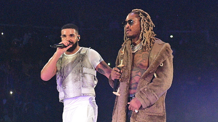 Drake Teased A New Collaboration With Future Titled 'Life Is Good'