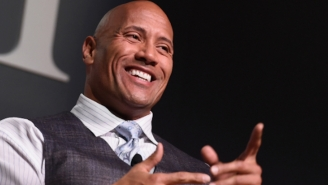 Dwayne Johnson Is Making A TV Comedy About His Early Days Called 'Young Rock'