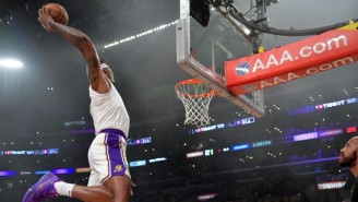 Dwight Howard Is Back In The NBA Slam Dunk Contest 11 Years After His Last Appearance