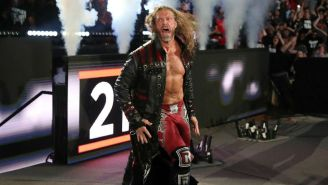Edge Was Reportedly In Talks With Another Company Before Signing His New WWE Contract