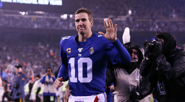 Eli Manning Will Reportedly Announce His Retirement Later This Week