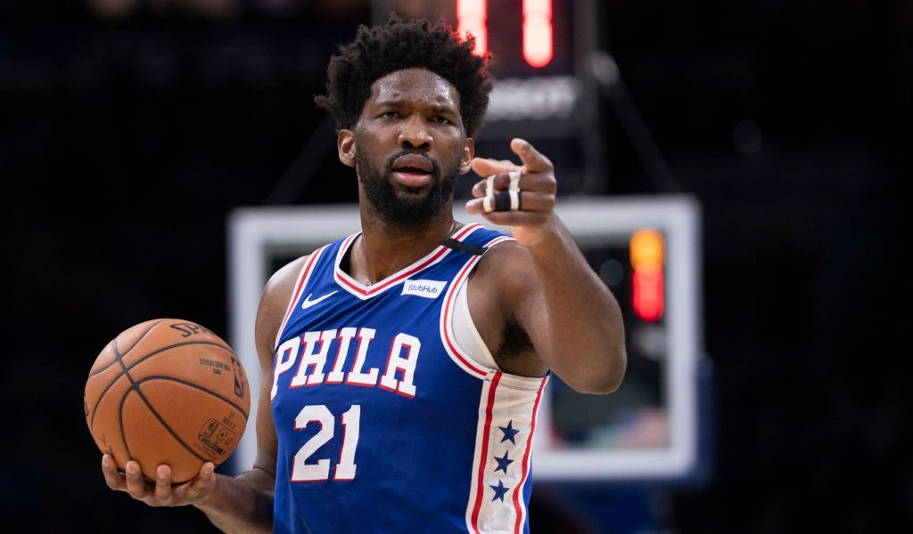 Joel Embiid Will Make His Return From His Finger Injury Against The Warriors