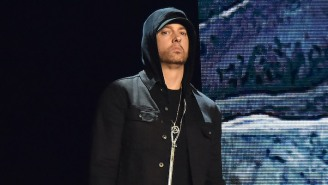 Eminem Brings His 'Music To Be Quarantined By' Playlist To SiriusXM Radio