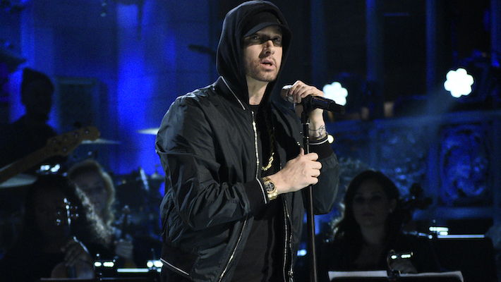 Eminem Breaks His Tie With Kanye West For The Most No. 1 Albums In A Row