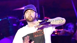 Eminem's New Lyrics About The Ariana Grande Concert Bombing Are Generating Controversy