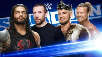 WWE Friday Night Smackdown Open Discussion Thread (1/3/20)