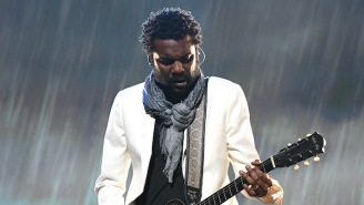 Gary Clark Jr. Tears Through A Fiery Roots-Backed Grammys Performance Of 'This Land'