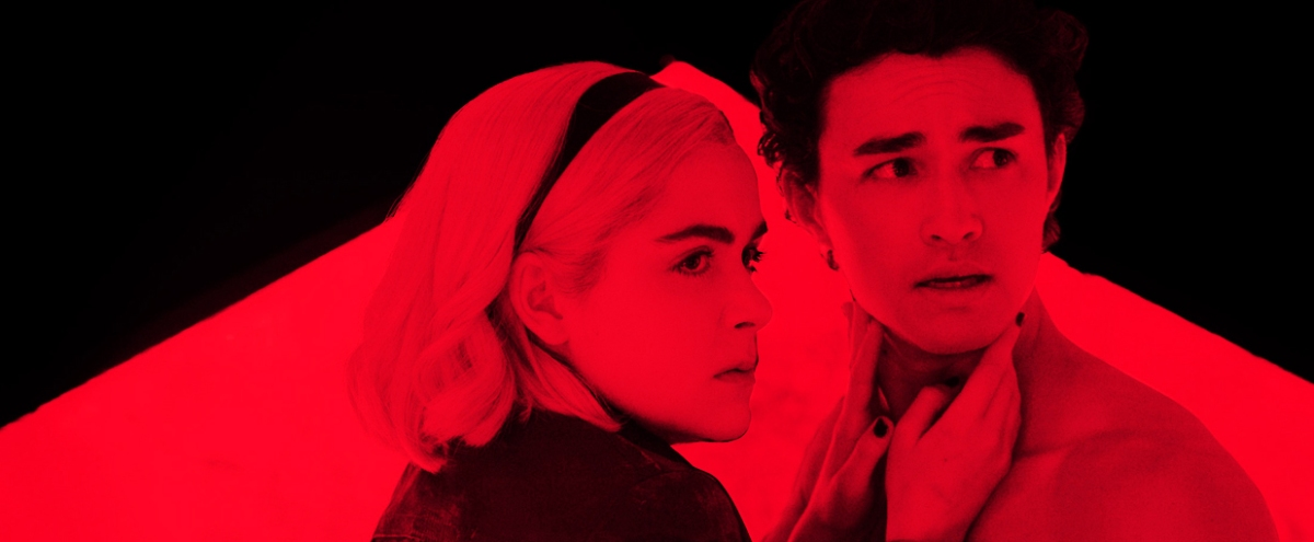 Gavin Leatherwood Talks To Us About The Comic Book Aesthetic Of 'Chilling Adventures Of Sabrina'
