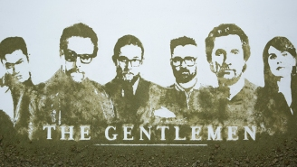 An Artist Has Created The World's First 'All-Weed' Movie Poster For 'The Gentlemen'
