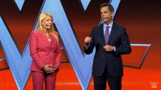 WWE's Co-Presidents George Barrios And Michelle Wilson Have Been Forced Out As Stock Prices Plummet