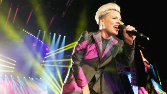 Pink Details Her 'Terrifying' Experience Battling The Coronavirus Alongside Her Three-Year-Old Son