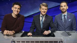 Ken Jennings Really Enjoyed Trash Talking James Holzhauer During The 'Jeopardy!' GOAT Tournament
