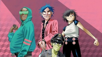 Gorillaz Are Teasing A New Project Called 'Song Machine'