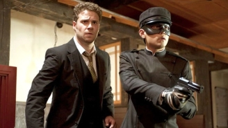 The Green Hornet Is Coming Back In A New Form Thanks To Former Marvel Staffers