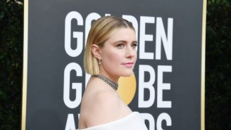 Greta Gerwig Has Called Out The Golden Globes Voters Who Said They Voted For Her, But Didn't