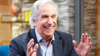 The Long-Running Feud Between Henry Winkler And Tom Hanks Is Finally Over