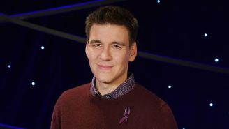 James Holzhauer Trolled His Own Teammate On 'The Chase' Ahead Of Its New Season