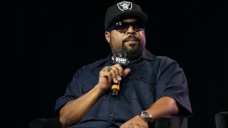 Ice Cube Is Baffled At Why People Are Mad At Him For Working With The Trump Administration
