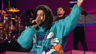 J. Cole Explains How The Book 'New Jim Crow' Made Him 'Tired of Rapping About Myself'