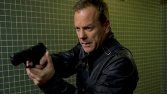 '24' May Be Getting Another Revival With Kiefer Sutherland's Jack Bauer Returning