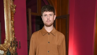 James Blake Performs A Lovely Piano Cover Of Billie Eilish's 'When The Party's Over'