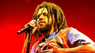 J Cole's Five Grammy Nominations Are A Result Of Embracing Hip-Hop's Evolution