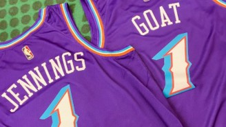 The Utah Jazz Made Ken Jennings Custom Jerseys After His 'Jeopardy!' GOAT Tournament Win