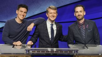 A Winner Was Crowned On Night Four Of The 'Jeopardy!' GOAT Tournament