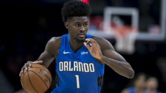 Jonathan Isaac's MRI Revealed A Torn ACL In His Left Knee