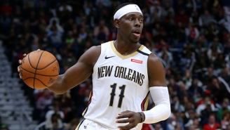 Jrue Holiday Reportedly Wants To Stay In New Orleans Through The Rest Of The Season
