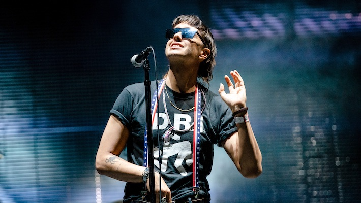 The Strokes Didn't Tour Behind 'Comedown Machine' Due To Conflict In The Band
