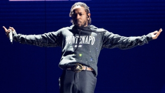 Kendrick Lamar Reportedly Faces Yet Another Copyright Lawsuit, This Time For His Rihanna Collaboration