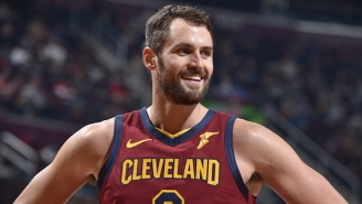 Kevin Love Regrets 'Acting Like A 13-Year-Old' But Denied He Had An Altercation With Koby Altman