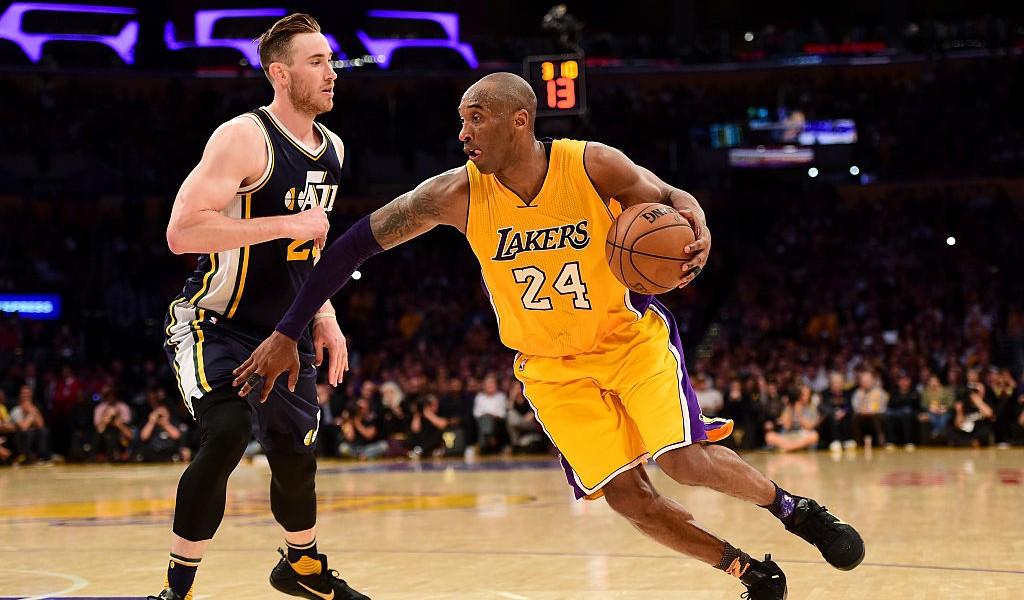 Gordon Hayward Addressed The Lane Violation Story From Kobe's Last Game