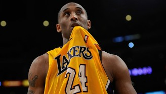 The Dallas Mavericks Will Retire The Number 24 After Kobe Bryant's Death