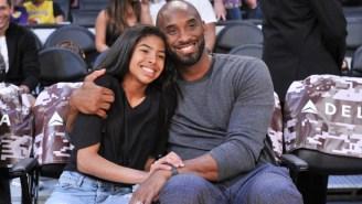 Nike Celebrates Kobe And Gigi Bryant With 'Mamba Week'