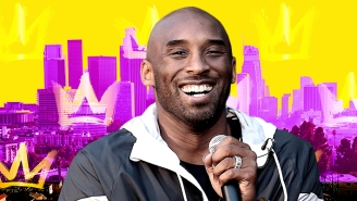 Kobe Bryant Was Actually A Really Good Rapper, Too