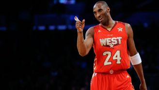 The NBA Has Named The All-Star Game MVP Award For Kobe Bryant