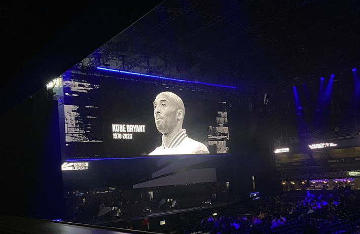 Call Of Duty League Cancelled An NBA-Themed Hype Battle After Kobe Bryant's Death