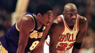 Michael Jordan On Kobe Bryant's Death: 'Words Can't Describe The Pain I'm Feeling'